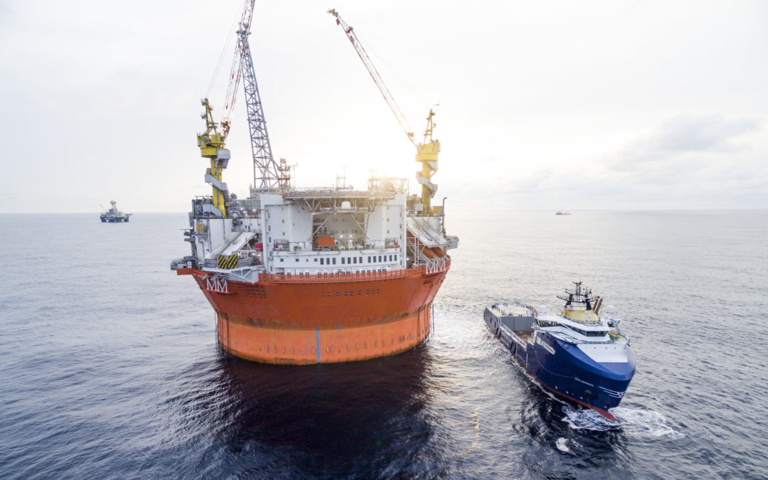 Eni very pleased with Sevan SSP hull design and concept