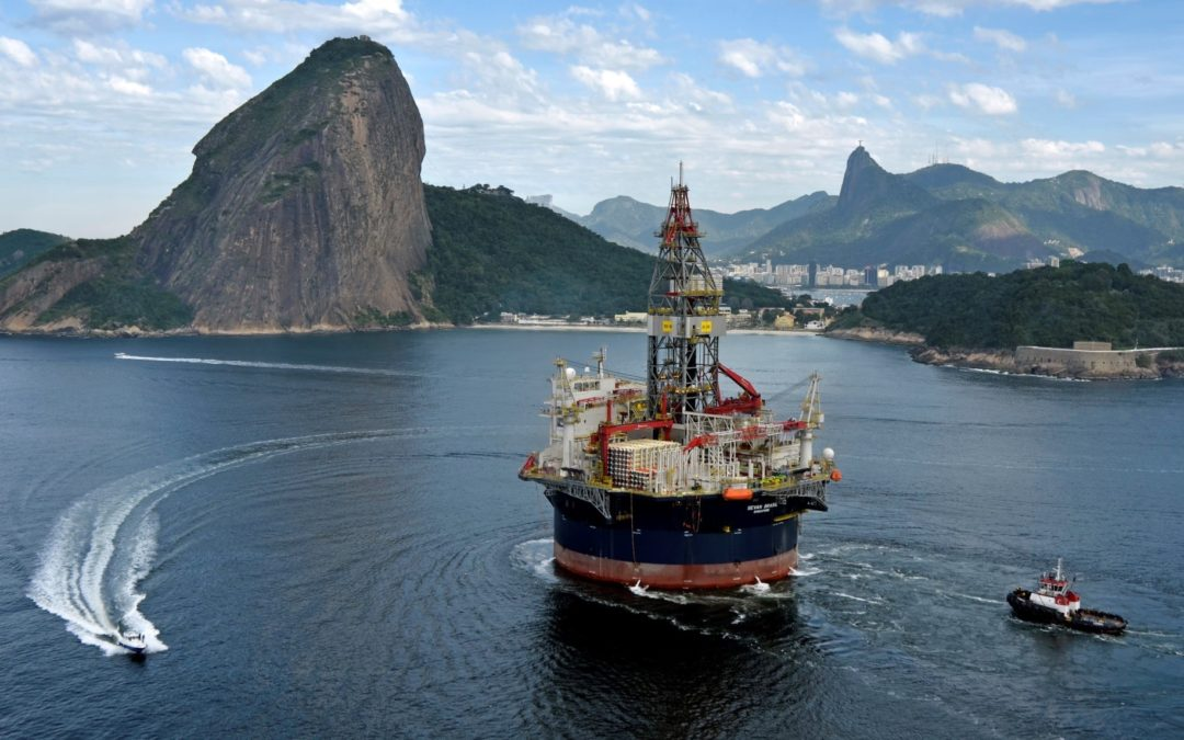 Harsh Environment Midwater Drilling Unit