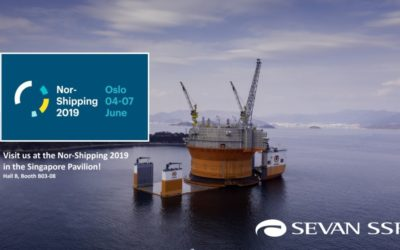 Visit us at the Nor-Shipping 2019