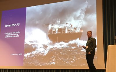 Sevan spoke at the DP and Mooring Conference 2020